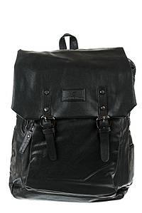 Рюкзак городской, материал экокожа 264V004 (Черный)