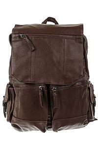 Рюкзак практичный, со множеством карманов 264V005 (Коричневый)