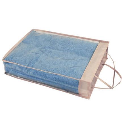 Набор махровых полотенец гладкокрашенных Элегант ТМ Ярослав 3 шт в упак, фото 2