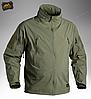 Демисезонная тактическая куртка Helikon-Tex® TROOPER Soft Shell (a green), фото 4