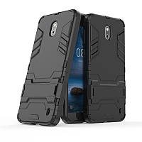 Чехол Nokia 2 Hybrid Armored Case черный