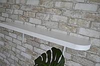 """Полички настінні з натурального дерева """"Quatro3"""" (Полки настенные из натурального дерева ''Quatro3"""")"""