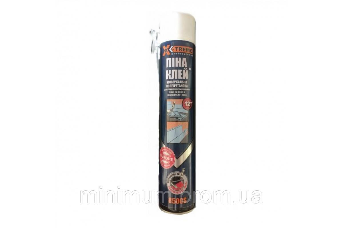 Пена-клей X-Treme 850 GS полиуритановый 2 в 1