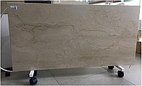 Напольный керамический обогреватель Lifex ПКП1200 / бежевый мрамор