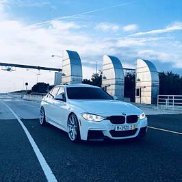 Внешний тюнинг BMW 3 F30 F80
