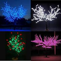 Светодиодные деревья Сакура