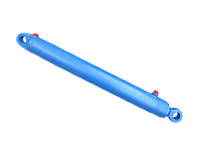 Гидроцилиндр подъема рамы кун ПКУ-0,8 80.50х630.11 усилений