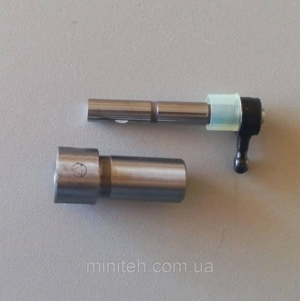 Плунжерна пара D-7,5 мм с поводком (КМ-385)