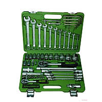 Универсальный набор инструментов Alloid с 77 предметами НГ-4077П (3)