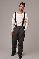 Горнолыжные брюки мужские распродажа Avecs серый