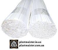 ABS - БЕЛЫЙ 0,1кг.- Прутки (электроды) для сварки (пайки) пластмасс