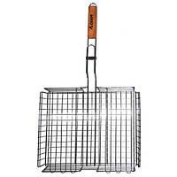 Решітка для барбекю Скаут 31х25,5 см h5 см метал (0704 Скаут)