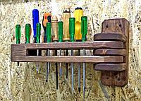 Органайзер для ручного инструмента Баскония 21 коричневый