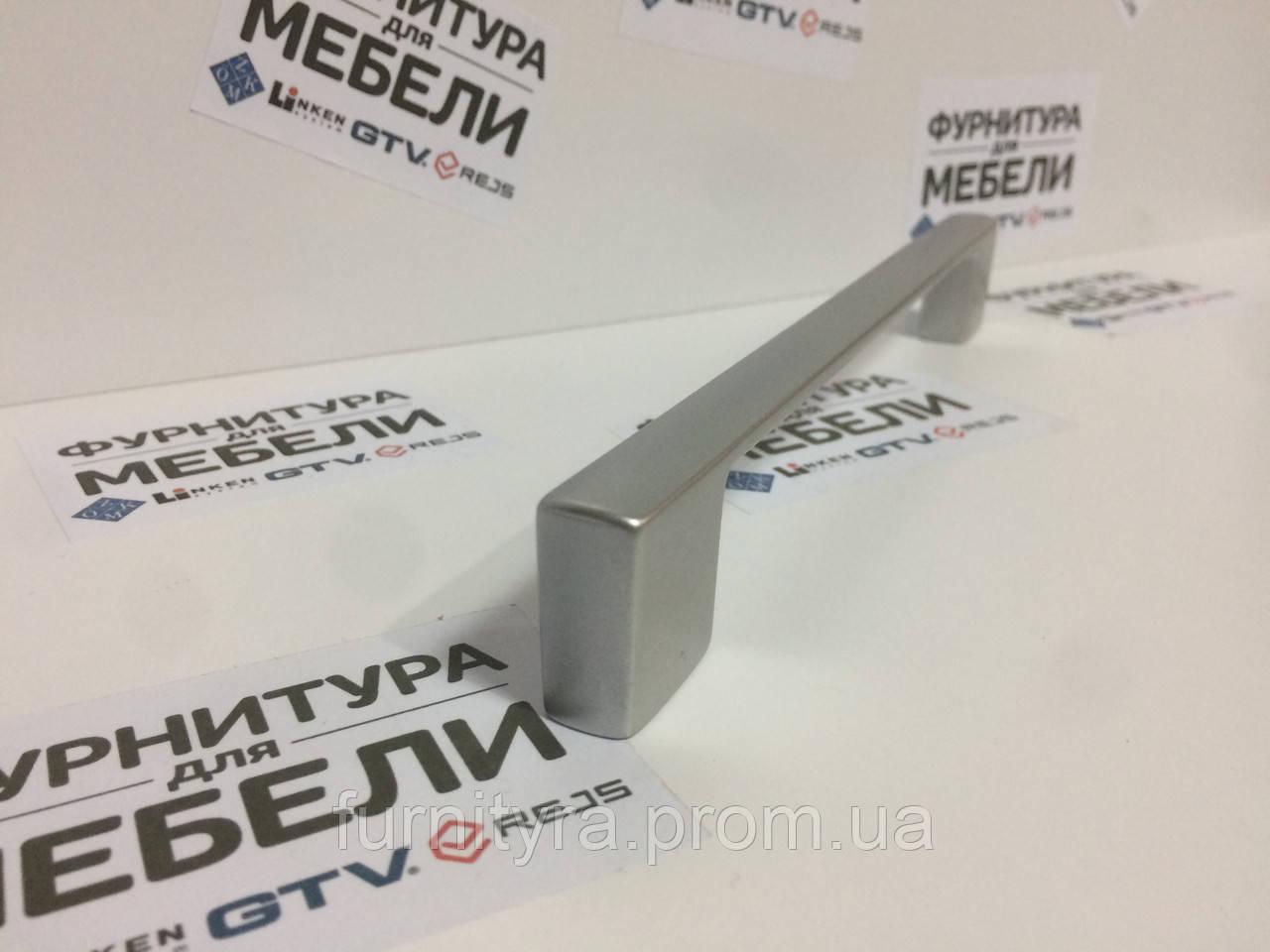 Ручка 96-128mm BERGAMA Матовый Хром