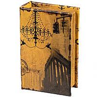 Книга-шкатулка Veronese Посылка  17х11х5 см 020U