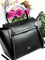 Женская кожаная сумка Celine (реплика), фото 1