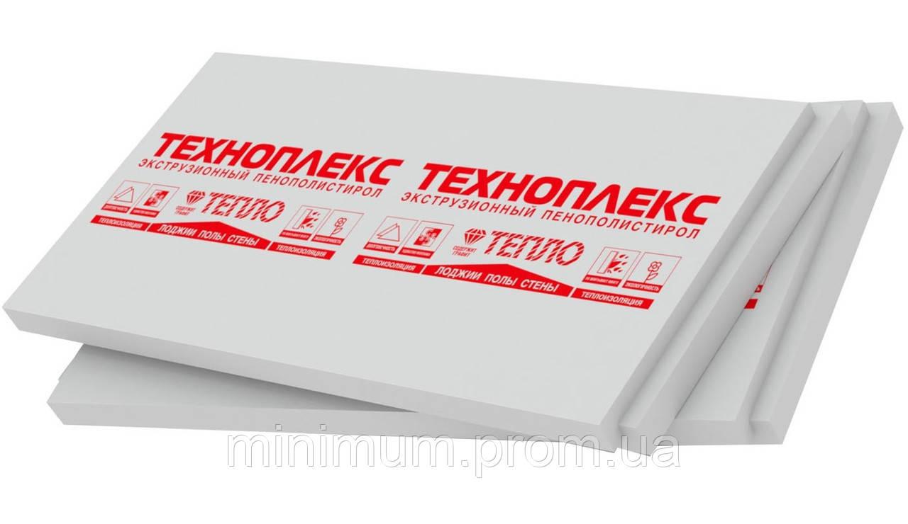 Пінополістирол екструдований Техноплекс 100 мм