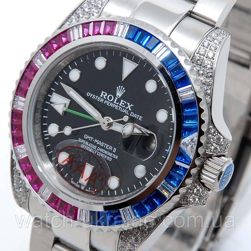 Часы женские ROLEX Gmt Master.класс ААА