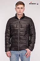 Куртка мужская демисезонная Avecs 70025 черный 48 (M)
