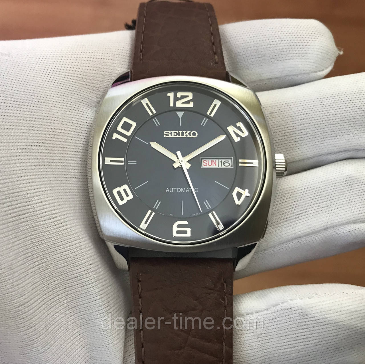 new products 81146 7d266 Часы Seiko SNKN37 Recraft Automatic