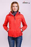 Куртка женская ветровка Avecs оранжевый