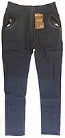Женские брюки на меху с отделкой на карманах тм Ласточка  р50-52-54, фото 1