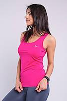 Спортивная майка женская распродажа 30113-AV розовый XS