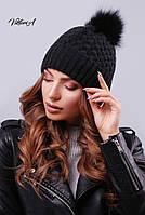 Стильная шапка №301(3)