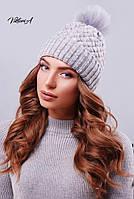 Стильная шапка №301(4)