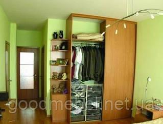 Шкафы-купе и гардеробы