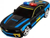 Игровая автомодель Chevrolet Camaro SS RS со светом и звуком (черный), 1:24, Maisto, black