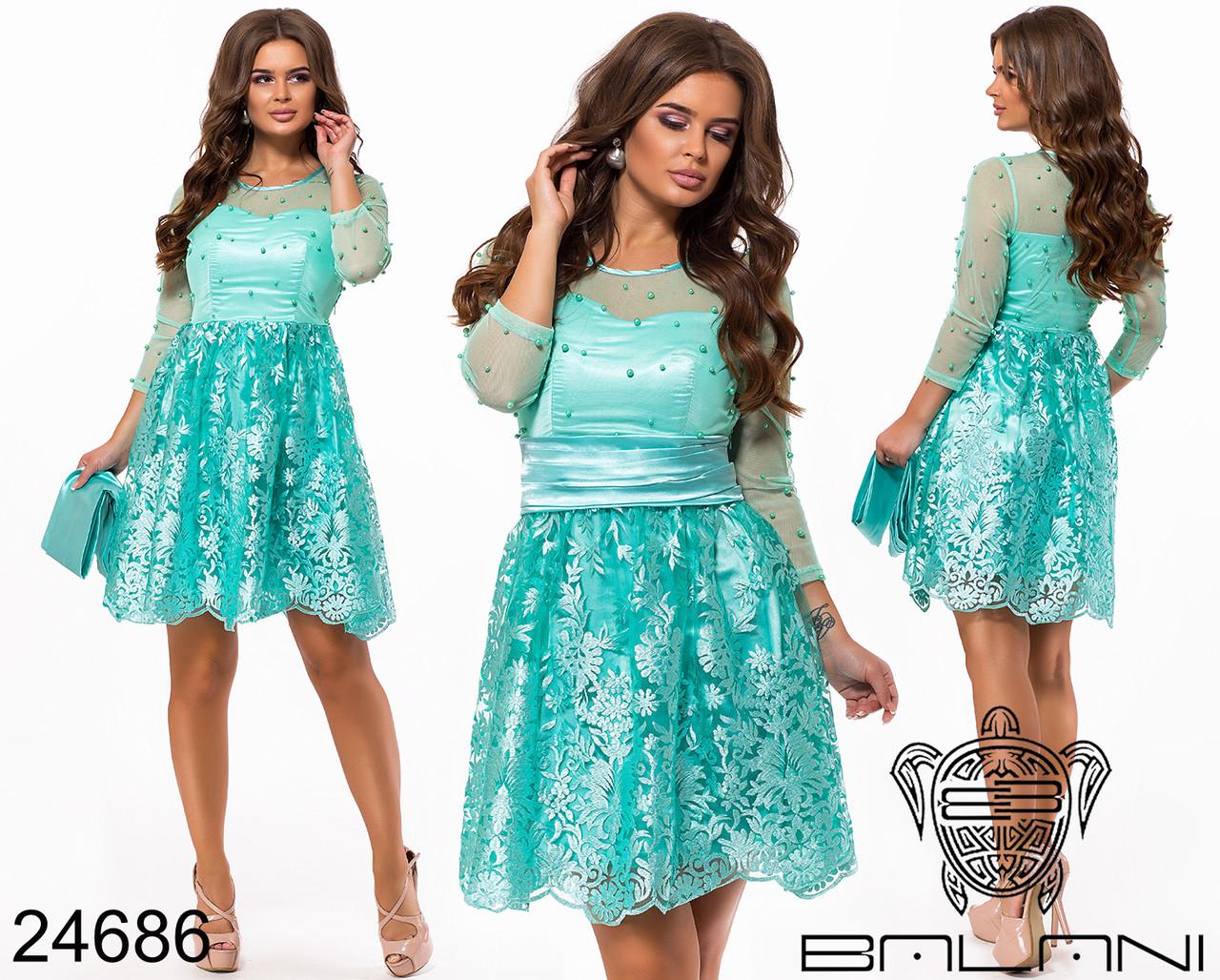 Вечернее платье  женское, норма р.42-44,44-46  Balani