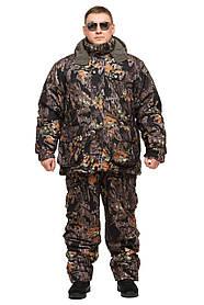 Зимний костюм  очень теплый,на пуху  Grizzlly  размер с 46 по 66
