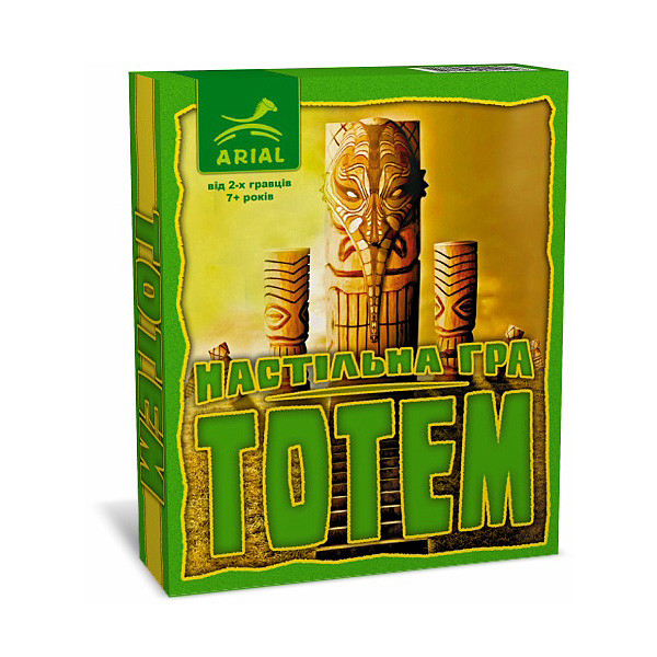 Игра Тотем Ариал, от 7 лет