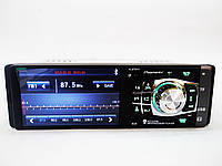 "Автомагнитола пионер Pioneer 4012 4""+Bluetooth+видео вход, фото 3"