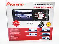 "Автомагнитола пионер Pioneer 4012 4""+Bluetooth+видео вход, фото 8"