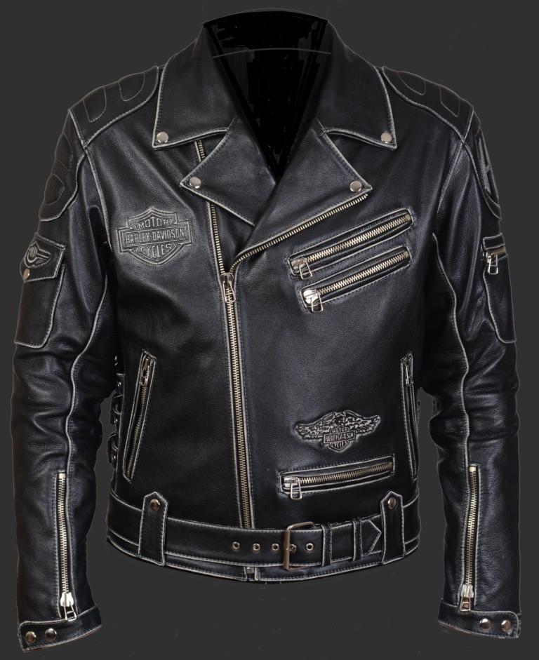 Косуха Harley Davidson Black
