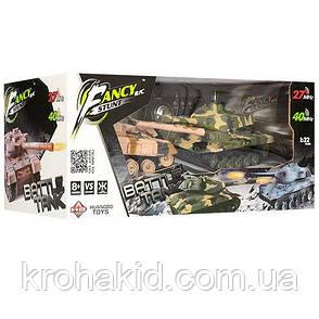 Танковый бой на радиоуправлении HB-DZ03, фото 2