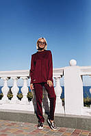 Женский костюм спортивный джерси модный стильный норма и батал