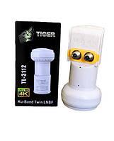 Спутниковый конвертер TIGER Twin(2) TL 3112