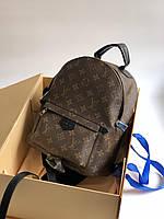 Крутой женский рюкзак LOUIS VUITTON PALM SPRING medium PM (реплика)