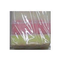 Губки кухонные Glycinia R85939 в упаковке 3шт, 10*7*3см, разные цвета, губки для мытья посуды, губки, мочалки, мочалка