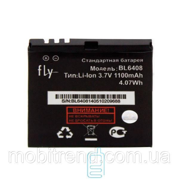 Аккумулятор Fly BL6408 1100 mAh IQ239 AAA класс тех.пакет