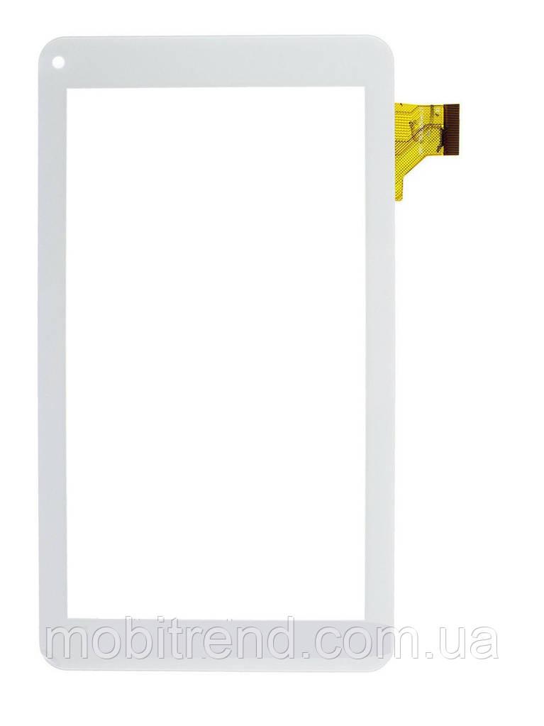 Сенсор к планшету Bravis (186*104) NB70,NM701,NP72 white
