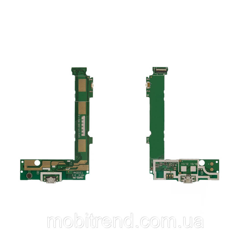 Шлейф Nokia Lumia 535 with charge connector