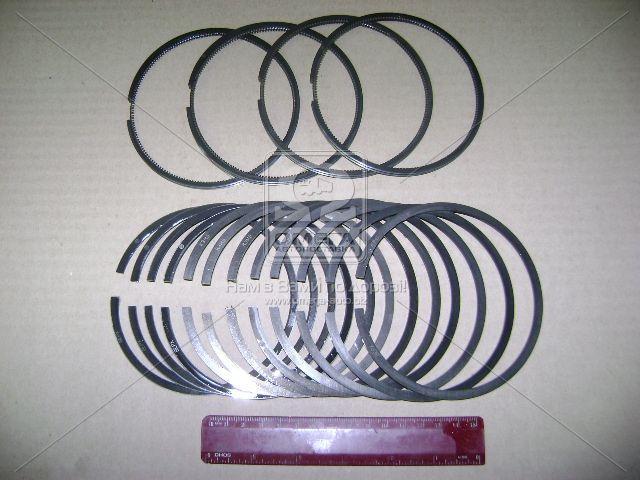 Кольца поршневые ЗИЛ 375 108,0 М/К (пр-во Болгария), 375.1000101