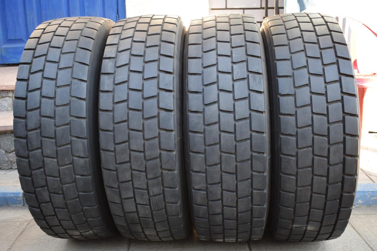 Грузовые шины б/у 245/70 R17.5 Aeolus, ТЯГА, 2015 г.,пара
