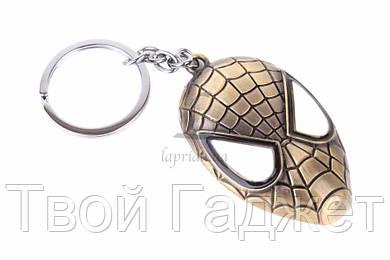 "ОПТ/Розница Брелок ""Человек-паук"" под золото"