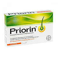 Препарат от выпадения волос Приорин (PRIORIN Neu Kapseln) 30 капсул Германия, фото 1