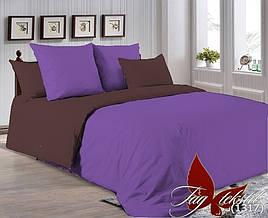 Двуспальный комплект постельного белья P-3633(1317)